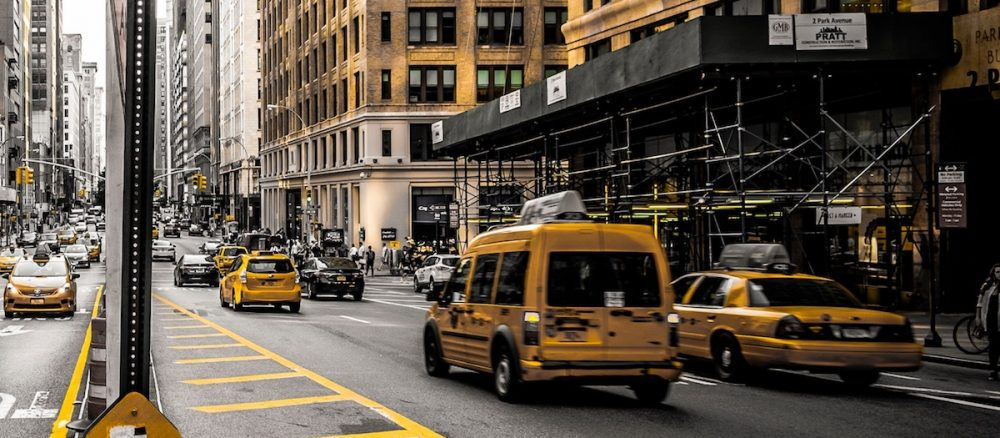 Wheelchair Accessible Taxi NYC